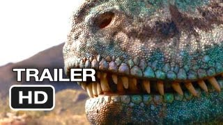 Download Walking With Dinosaurs 3D Official Trailer #1 (2013) - CGI Movie HD Video