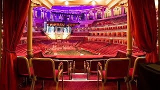 Download Tours of the Royal Albert Hall Video