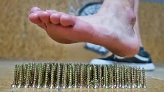 Download FOOT VS NAILS! *HORRIBLE ENDING* Video