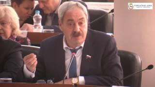 Download М С Фельдман об отчете главы города 22 3 17 Video
