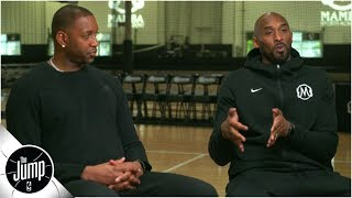 Download Kobe Bryant & Tracy McGrady Interview Part 2: Why Kobe wishes T-Mac had been his teammate | The Jump Video
