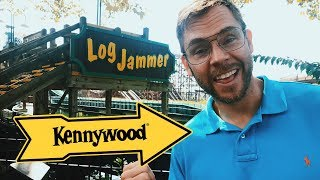 Download Dad's Goodbye to Kennywood's Log Jammer Video