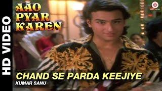 Download Chand se parda keejiye - Aao Pyaar Karen | Kumar Sanu | Saif Ali Khan & Shilpa Shetty Video