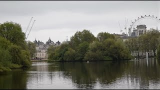 Download St James Park Tour - London, UK Video