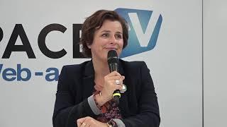 Download Anne-Marie Quéméner : « Un bon millésime pour le Space qui accompagne les transitions » Video