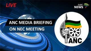 Download ANC media briefing on NEC meeting: 27 March 2017 Video