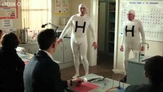 Download Mr. Church's chemistry lesson - Big School: Series 2 Episode 4 Preview - BBC One Video