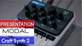 Download Preview: Craft Synth 2 - Modal Electronics Video