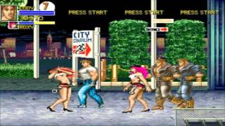 Download Final Fight Apocalypse 2nd Edition OpenBOR | RT-Road Playthrough Video