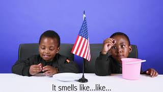 Download South African Kids Try American Snacks Video