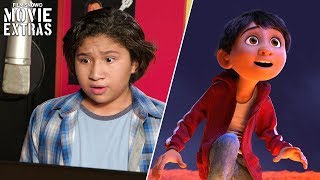 Download Go Behind the Scenes of Coco (2017) Video