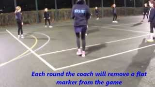 Download Netball - Warm up game: Switch Video