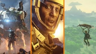Download Titanfall on Switch: ″F**K No″ + Call of Duty Beats Battlefield + How Big is Zelda? - The Know Video
