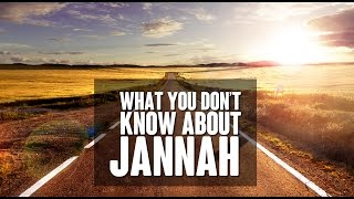 Download What you don't know about Jannah Video