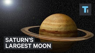 Download Here's what NASA saw when it landed on Saturn's largest moon Video