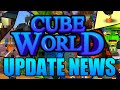 Download Cube World Update News - 2 Years Later! Video