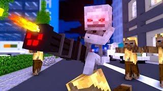 Download Monster School : ZOMBIE APOCALYPSE CHALLENGE - Minecraft Animation Video