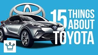 Download 15 Things You Didn't Know About TOYOTA Video