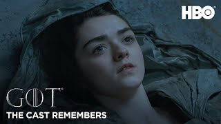 Download The Cast Remembers: Maisie Williams on Playing Arya Stark | Game of Thrones: Season 8 (HBO) Video