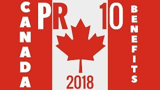 Download 🔟 Benefits of Canadian PR 🇨🇦 (Express Entry 2018) Video