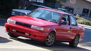 Download Modified 1992 Nissan Sentra SE-R - One Take Video