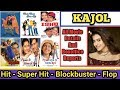 Download Kajol Box Office Collection Analysis Hit And Flop Blockbuster All Movies List Video