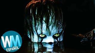Download ¡Top 10 VILLANOS más ESCALOFRIANTES del Cine de TERROR! Video