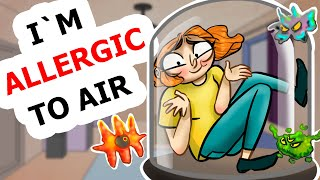 Download I am Allergic to Air | Animated Story about Isolation Video