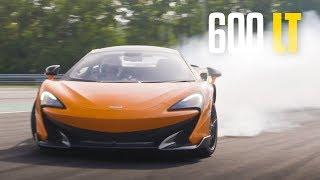 Download McLaren 600LT: Track Review - Carfection (4K) Video