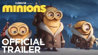 Download Minions - Official Trailer (HD) - Illumination Video