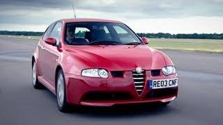 Download Alfa 147 GTA Car Review | Top Gear Video