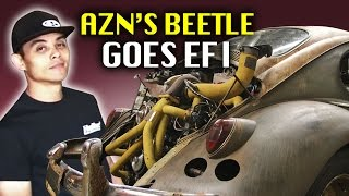 Download AZN's Dung Beetle goes EFI Video