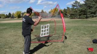 Download Rukket Baseball Practice Net Review Video