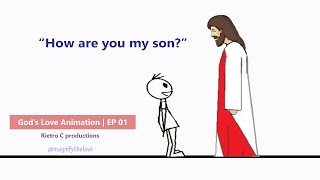 Download God's Love Animation - SFC CLP Video