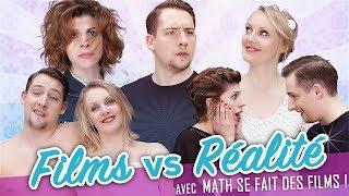 Download Films vs Réalité (feat. MATH SE FAIT DES FILMS) - Parlons peu Mais parlons Video