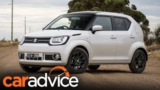 Download 2017 Suzuki Ignis review | CarAdvice Video