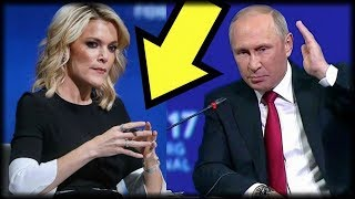Download WATCH: MEGYN KELLY CONFRONTS PUTIN TO HIS FACE, WHAT HE DOES NEXT IS GAME CHANGING Video