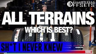 Download Sh*t I Never Knew: ALL-TERRAIN ALL-Stars || Side By Side Comparison Video