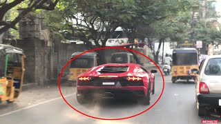 Download Epic Supercars Driving | Compilation | September | Hyderabad ( India ) Video
