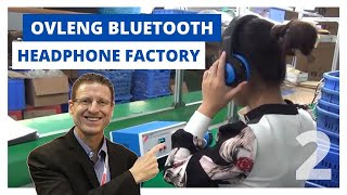 Download Secrets of the Ovleng Bluetooth Headphone Factory - Part 2 Video