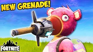Download *NEW* CLINGER GRENADE BEST PLAYS! - Fortnite Funny Fails and WTF Moments! #175 (Daily Moments) Video