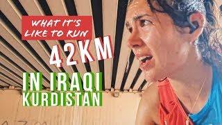 Download I RAN MY 1ST MARATHON IN IRAQI KURDISTAN Video