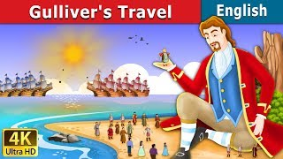 Download Gulliver's Travels in English | Story | English Fairy Tales Video