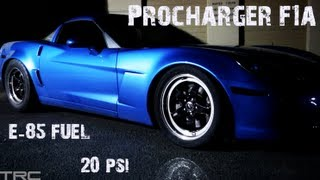 Download TX2K13 - 915+whp procharged corvette vs The World (10k+whp combined) Video