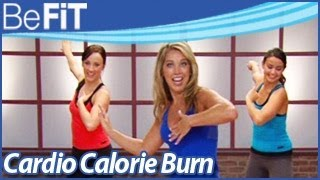 Download Denise Austin: Cardio Calorie Burn Dance Workout- Low Impact Video
