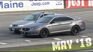 Download Spectator Drags at Beech Ridge Day of Destruction #1 May 2019 Video