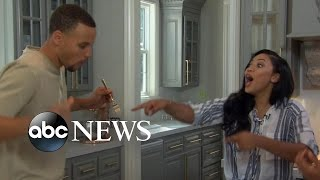 Download Ayesha and Stephen Curry on What Life Is Like at Home Video