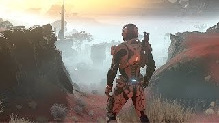 Download MASS EFFECT ANDROMEDA Gameplay Story Trailer (PS4 Pro, Xbox One, PC) Video