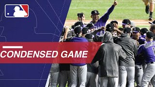 Download Condensed Game: NL WC - 10/2/18 Video