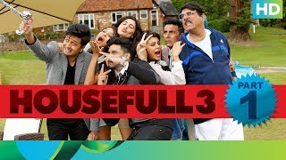 Download Housefull 3 | Funny Moment - Part 1 | Akshay Kumar, Riteish Deshmukh, Abhishek Bachchan Video